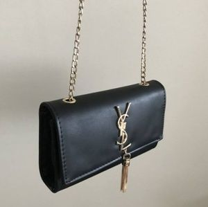 Saint Laurent cross body/clutch